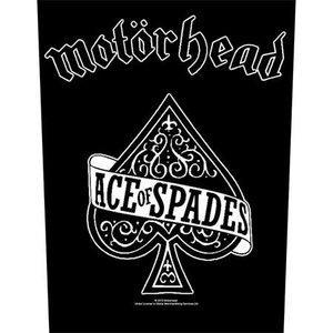 Motorhead backpatch - Ace of Spades