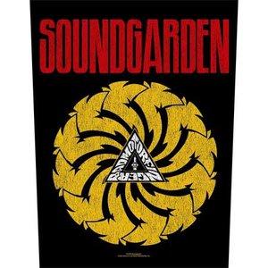 Soundgarden back patch - badmotorfinger