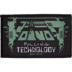 Voivod patch 'Killing Technology'