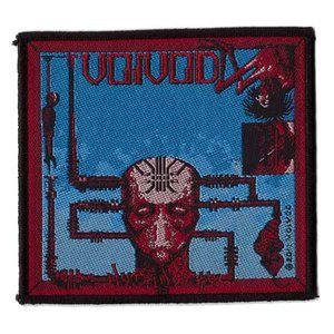 Voivod patch 'Nothing Face'