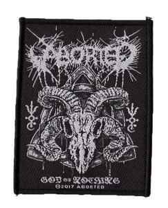 Aborted patch 'god of nothing'