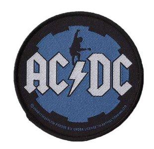 AC/DC patch 'Angus'