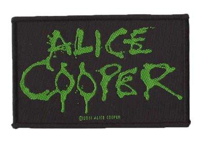 Alice Cooper patch 'logo'