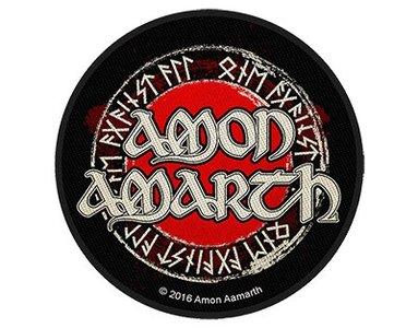 Amon Amarth patch 'Runes'