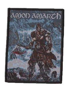 Amon Amarth patch - Jomsviking