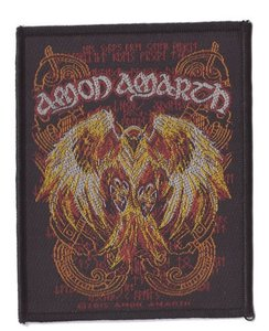 Amon Amarth patch - Phoenix