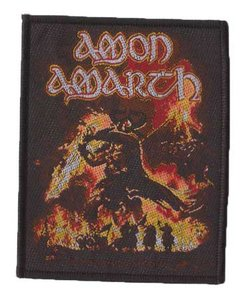 Amon Amarth patch - Surtur Rising