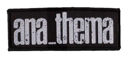 Anathema patch 'logo'