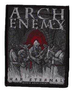 Arch Enemy patch 'War eternal'