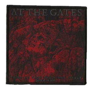 At the Gates patch - To Drink From The Night Itself