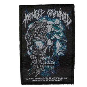 Avenged Sevenfold patch 'Biomechanical'