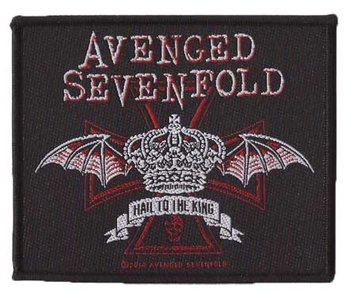 Avenged Sevenfold patch 'Hail To The King'