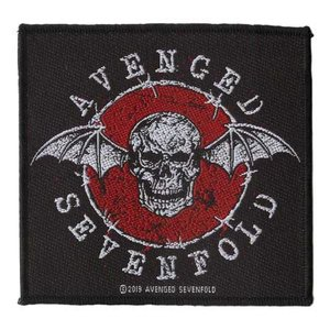 Avenged Sevenfold patch - Distressed Skull