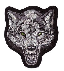 Biker patch 'Wolf'