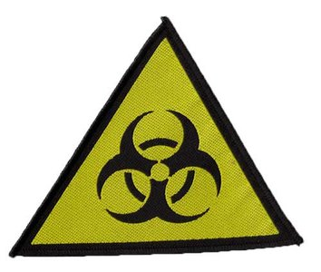 Biohazard patch