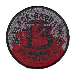 Black Sabbath patch '13'