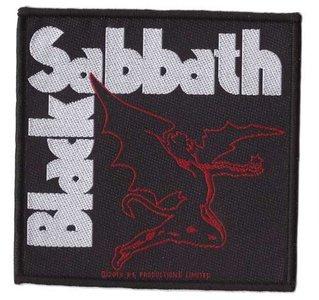 Black Sabbath patch 'Creature'