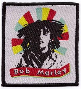 Bob Marley patch