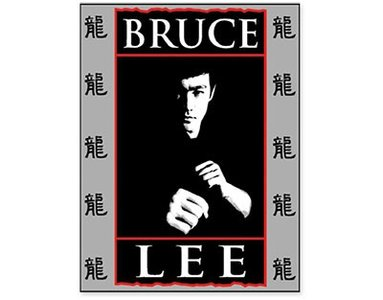 Bruce Lee patch