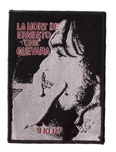 Che Guevara patch 'La Mort De Ernesto Che Guevara'