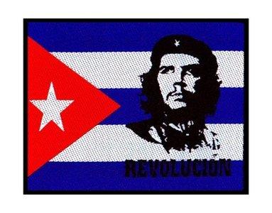 Che Guevara patch 'Revolucion'