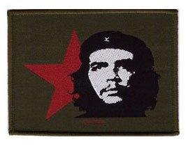 Ché Guevara patch - rode ster