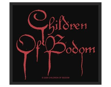 Children of Bodom patch 'logo'