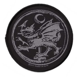 Cradle of Filth patch 'Order of the Dragon'