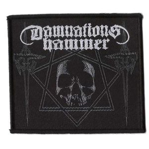 Damnation's Hammer patch 'Hammers and Skull'