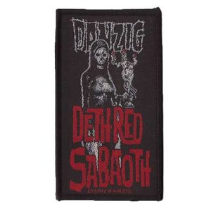 Danzig patch 'Dethred Sabaoth'