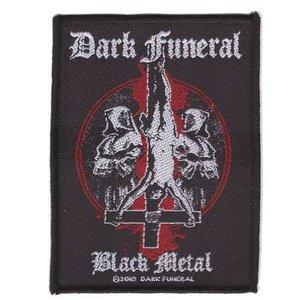 Dark Funeral patch 'Black Metal'