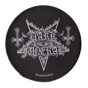 Dark Funeral patch 'logo'