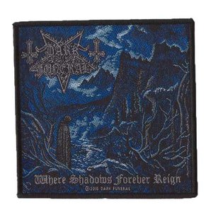 Dark Funeral patch 'Where Shadows Forever Reign'