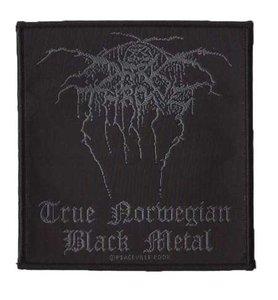 Darkthrone patch - True Norwegian Black Metal