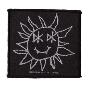 Dead Kennedys patch 'Sun'