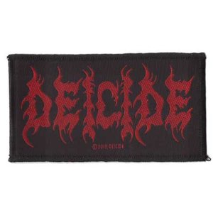 Deicide patch - logo
