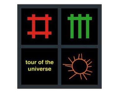 Depeche Mode patch  'Tour of the Universe'