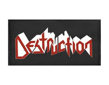 Destruction patch 'logo'