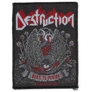 Destruction patch - Born To Perish
