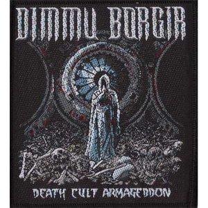 Dimmu Borgir patch 'Death Cult Armageddon'