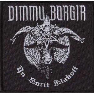 Dimmu Borgir patch 'In Sorte Diaboli'