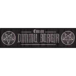 Dimmu Borgir superstrip patch 'Eonian'
