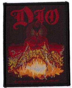 Dio patch 'last in line'