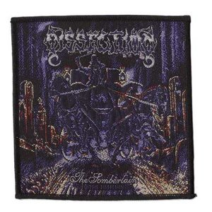 Dissection patch - The Somberlain