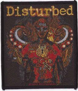 Disturbed patch 'Guarded'