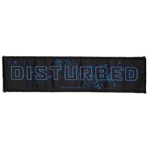 Disturbed superstrip patch 'Blue Blood'