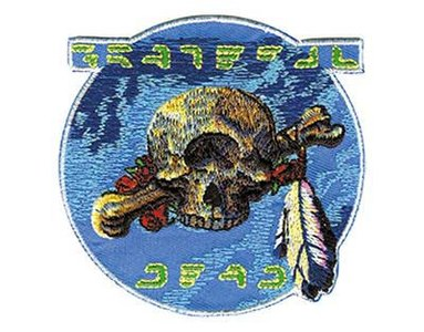 Grateful Dead patch 'Cyclop Skull'