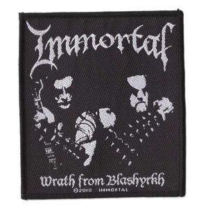 Immortal patch 'Wrath Of Blashyrkh'
