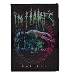 In Flames patch - Battles
