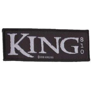 King 810 patch 'logo'